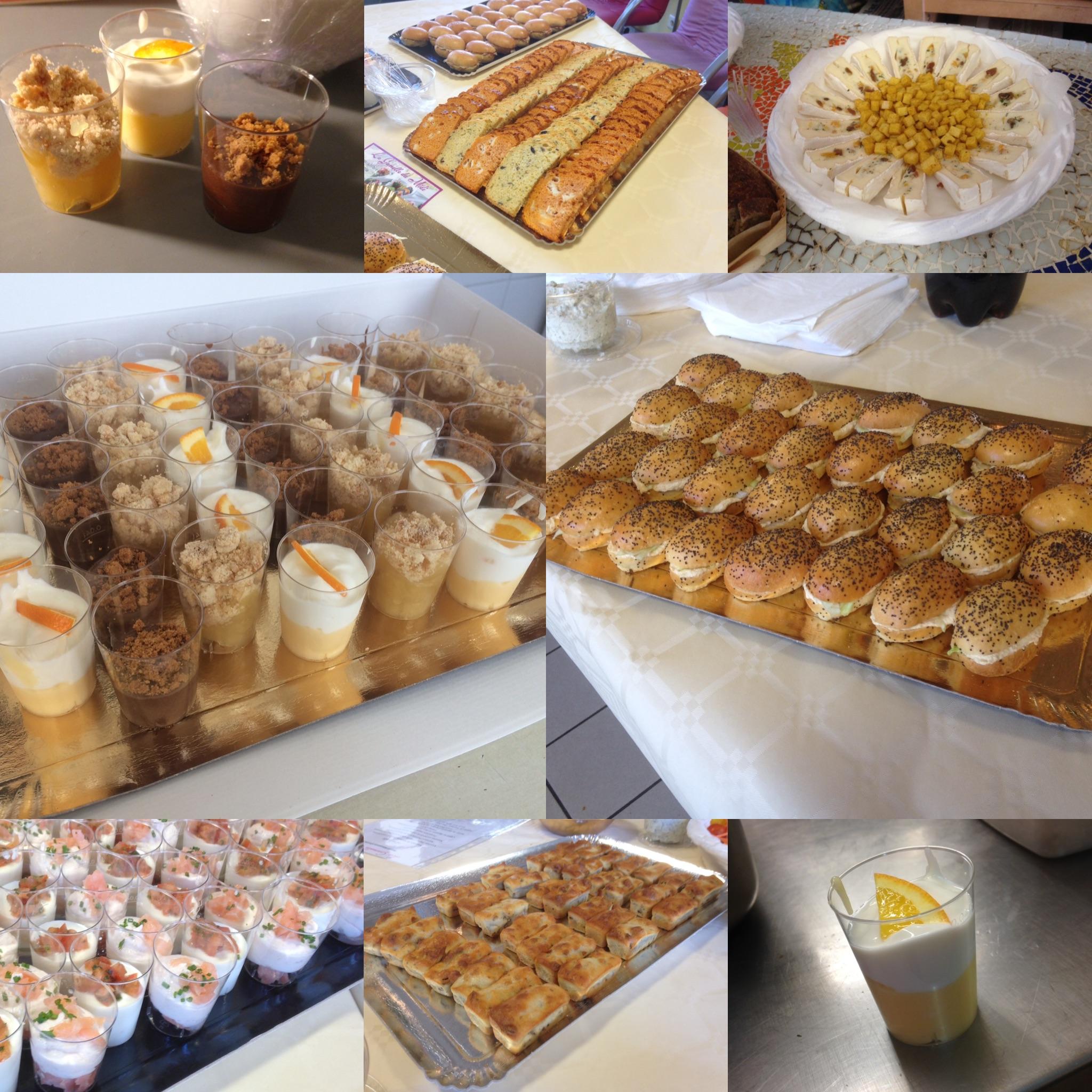 buffet photo combinée