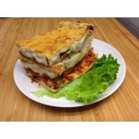 Lasagnes de légumes au pécorino
