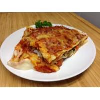Cannellonis épinard ricotta gratiné à la tomate*