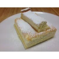 Gâteau soufflé à la vanille