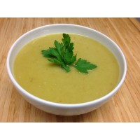 Soupe : Mouliné de légumes de saison