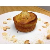 Muffin pomme myrtilles