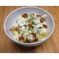 Salade d'endives noix et roquefort
